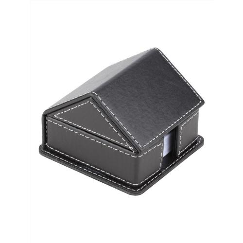Leather Note Paper Holder
